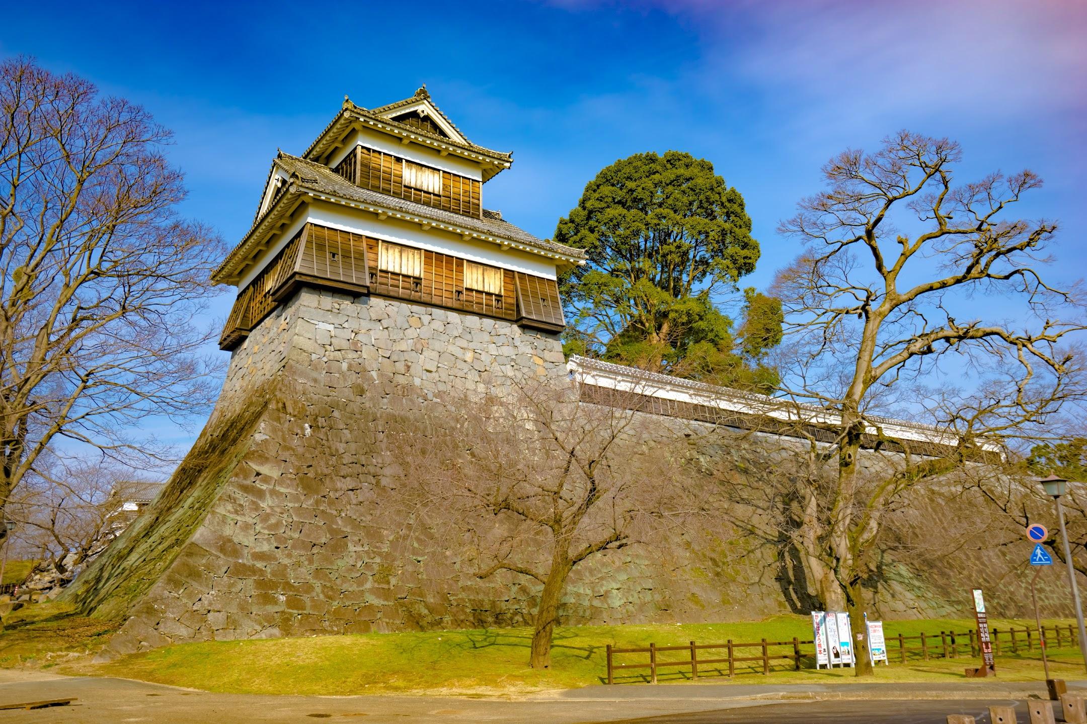 熊本城 未申櫓2