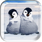 Dance Little Penguins LWP icon
