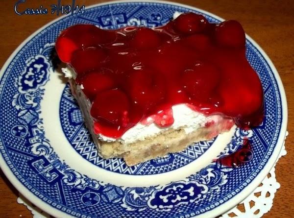Cheery Cherry Delite - Cass Recipe
