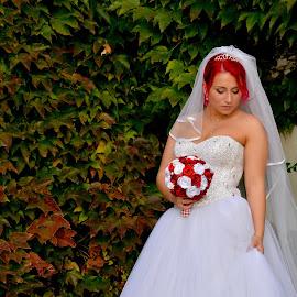 by Sasa Rajic Wedding Photography - Wedding Bride ( bride, wedding photography, wedding photographer, wedding day, wedding )