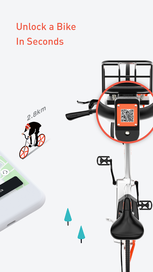 Mobike - Smart Bike Sharing- screenshot