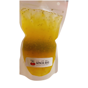 Chia Chia Seeds Passion Fruits with Lychee Jelly