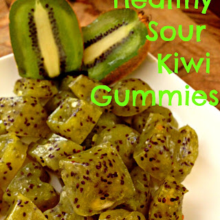 Kiwi Dessert Healthy Recipes.