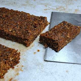 Grain-Free Chocolate Granola Bars