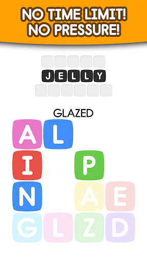 Spell n Link - Word Brain Game screenshot