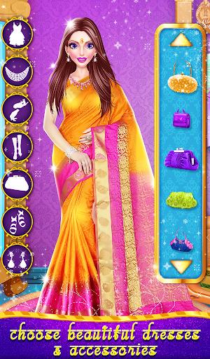 Indian Girl Spa Salon Makeup 1.0.2 screenshots 3