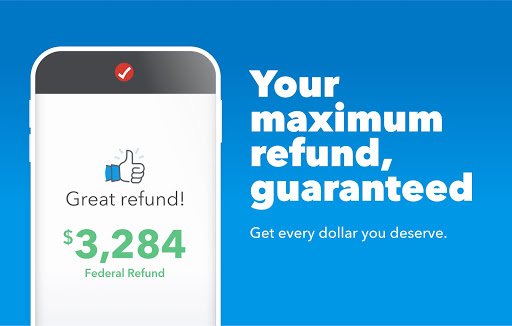 Screenshot for TurboTax Tax Return App – Max Refund Guaranteed in United States Play Store