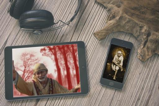 SAI BABA DAILY AARTI AND SAI BABA WALLPAPERS 4.0 screenshots 1