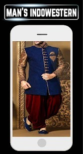 Men's Indowestern Designs Wedding Suits Indain New - náhled
