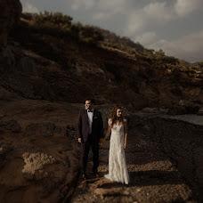 Wedding photographer Manos Mathioudakis (meandgeorgia). Photo of 21.06.2018