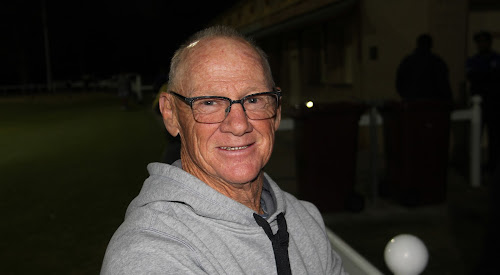 Wayne Saunders is the new Narrabri Blues first grade coach