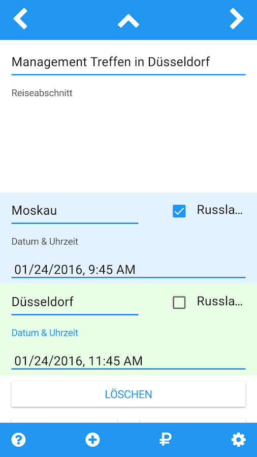 Avansovka – Screenshot