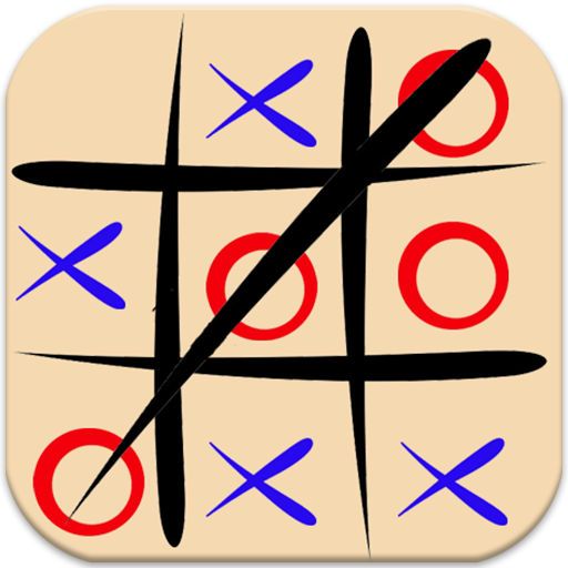Tic Tac Toe 棋類遊戲 App LOGO-硬是要APP