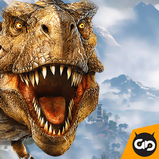 T-REX Dino Hunter: Wild Hunting Game