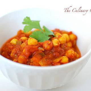 Channa Masala Yogurt Recipes