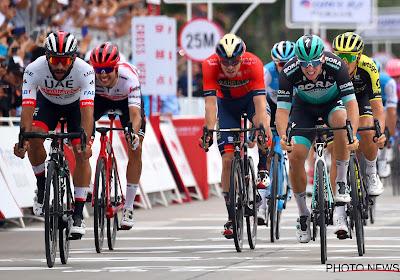 Fernando Gaviria rondt lead-out perfect af en pakt tweede etappezege in de Vuelta a San Juan