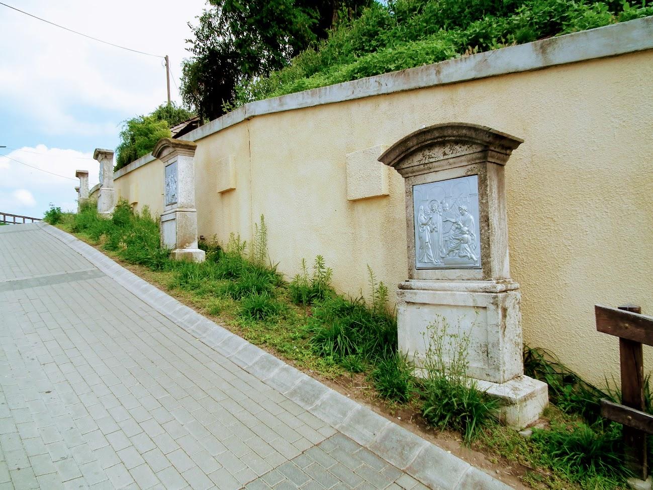 Dunaföldvár - kálvária