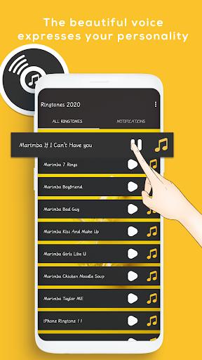 Ringtones 2020 screenshot 2
