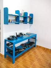 Photo: want to see any tools and materials tidy