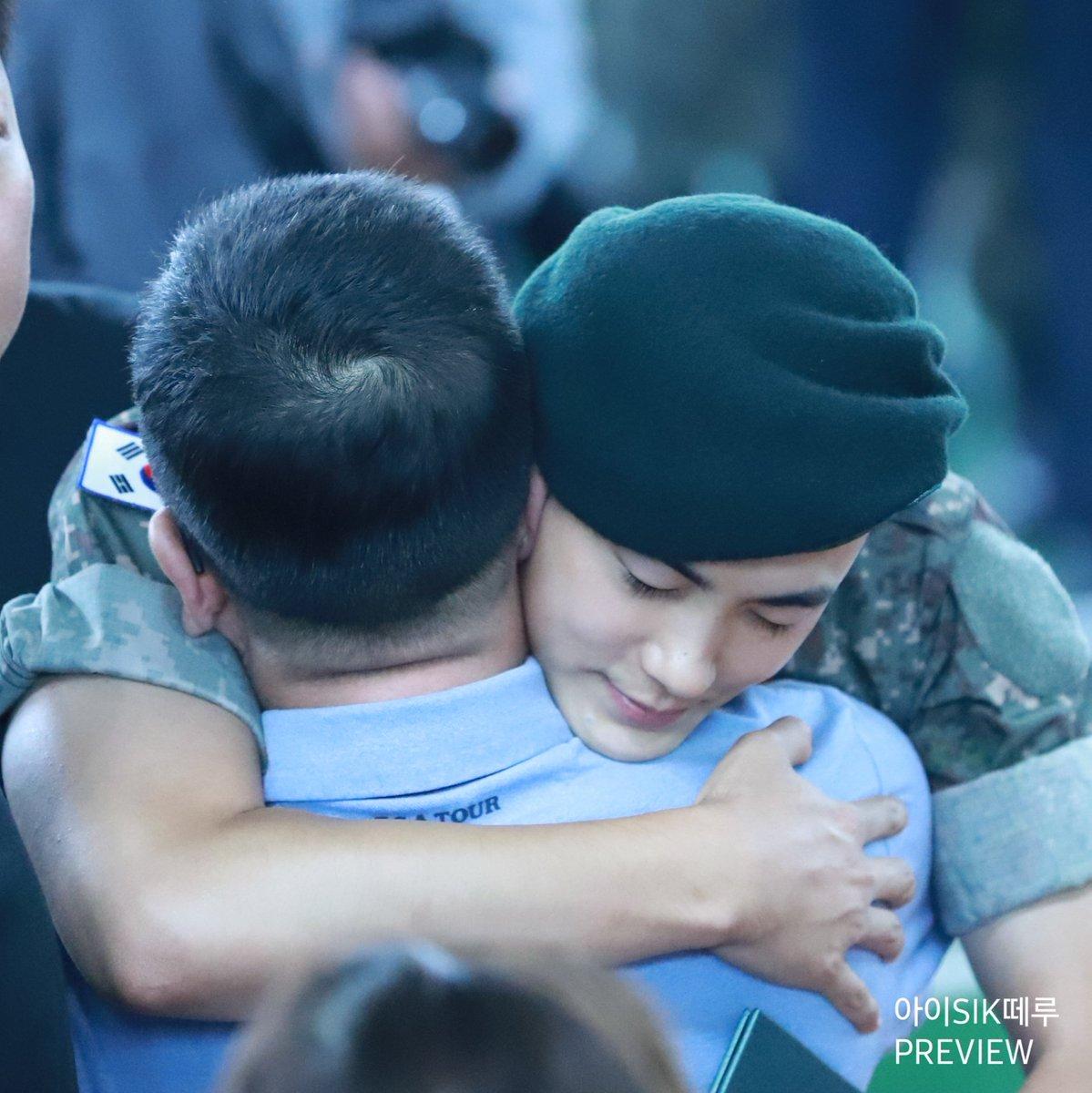 park hyugsik army award 3