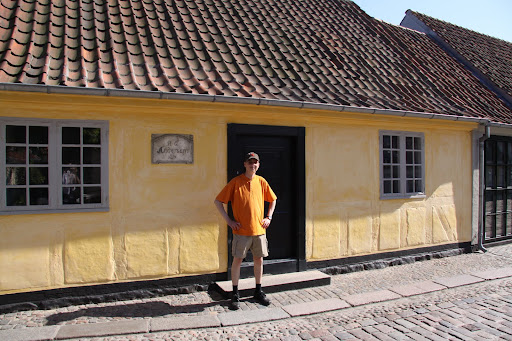 Sightseeing Odense 2009