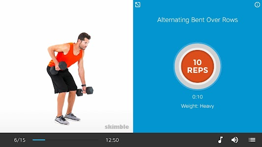 Workout Trainer v6.8 (Pro)