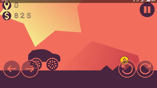 Clumsy Car - náhled