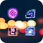 Neon Magical Fantasy Icon Pack-Trend Rock icon