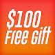 $100 Free Gift Download on Windows