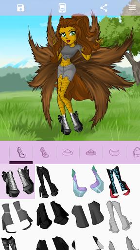 Avatar Maker: Monster Girls screenshot 1