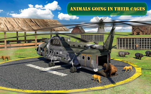Animal-Transporter-Helicopter 9