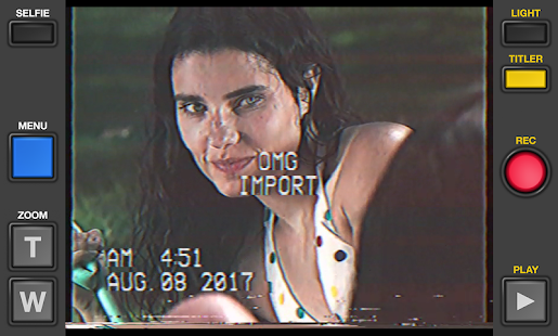 VHS Camcorder- screenshot thumbnail