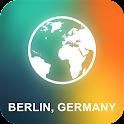 Berlin, Germany Offline Map icon