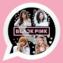 BLACKPINK WAStickerApps KPOP Idol for Whatsapp icon