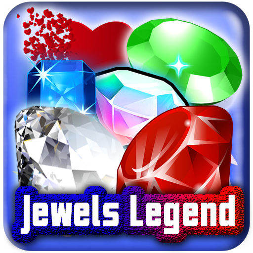 Jewels Legend 休閒 App LOGO-APP開箱王
