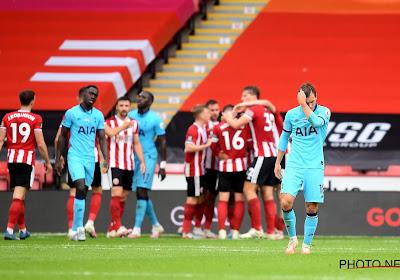 Belgenloos Tottenham lijdt tiende (!) nederlaag onder Mourinho. Europees ticket helemaal weg?