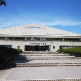 山梨市民総合体育館のメイン画像です