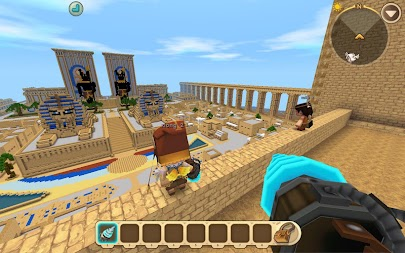 Mini World: Block Art APK screenshot thumbnail 2