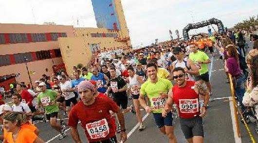 Habrá 1.300 atletas en la Carrera  del Puerto