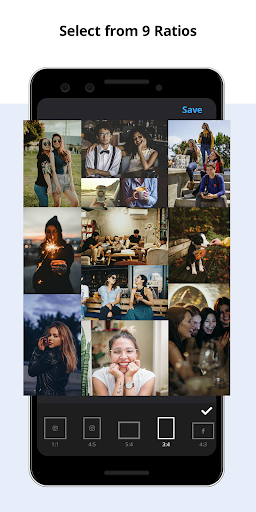 Gandr — A photo collage maker without limits screenshot 3