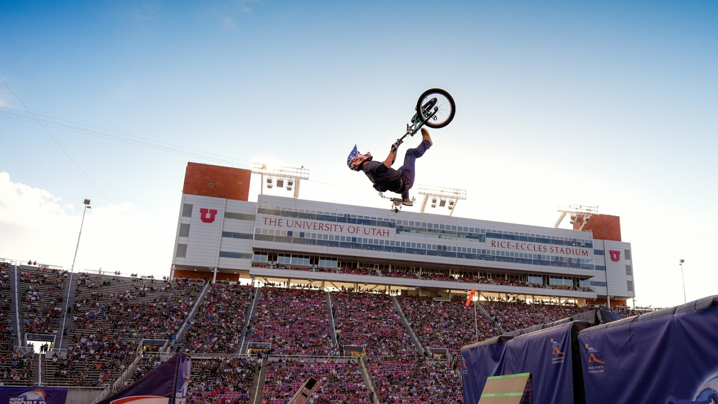 Nitro World Games All Access: Reloaded