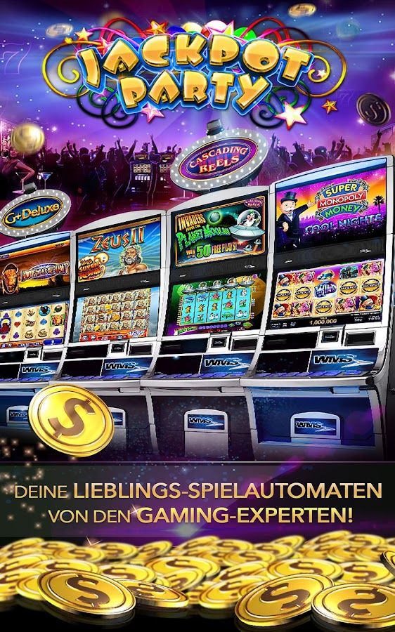 play jackpot party slot machine online jetzt spie