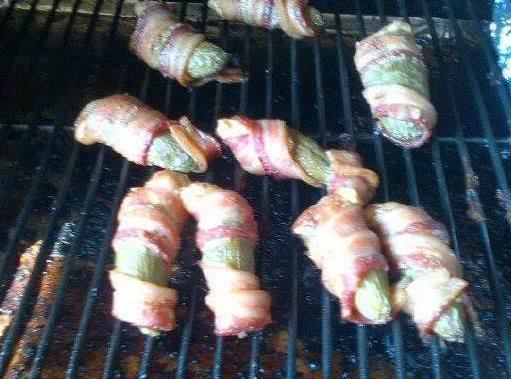 Shrimp Stuffed Jalapenos Recipe