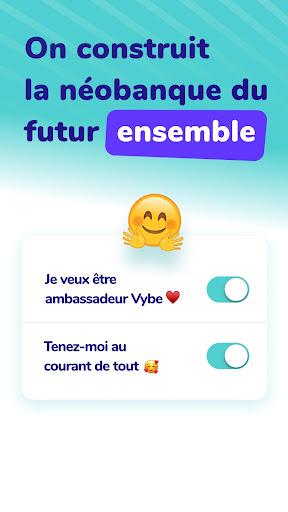 Vybe - La nu00e9obanque des jeunes modavailable screenshots 3