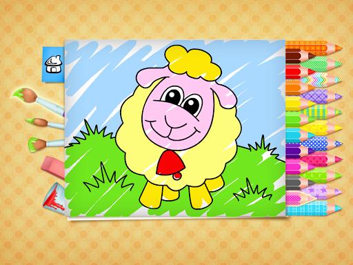 123 Kids Fun - Coloring Book 1.14 screenshots 1