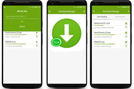 App Advanced Download Manager for Free APK for Windows Phone