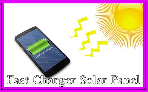 Fast Charger Solar Panel Prank - náhled