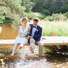 Wedding photographer Oksana Zazelenskaya (Deisy). Photo of 05.08.2015