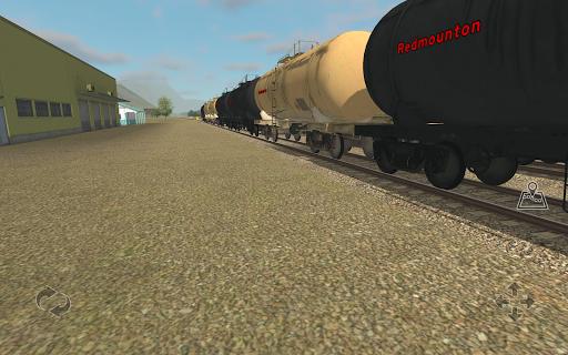 Train and rail yard simulator 1.0.3 screenshots 13