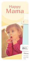 screenshot of Календарь беременности + беременность по неделям
